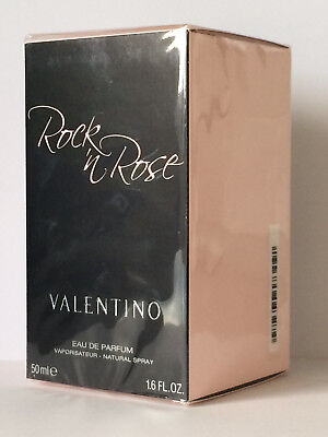 VALENTINO Rock 'n Rose Eau de Parfum Spray 50 ml EdP OVP Folie gebraucht kaufen  Berlin