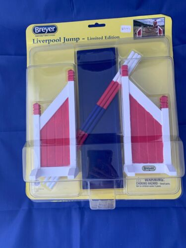Breyer Traditional Accessories Liverpool Jump #80315 RETIRED! LAST IN STOCK!