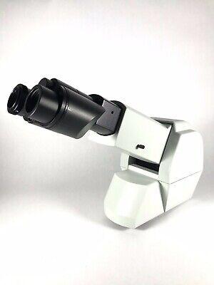 Olympus Microscope Ergonomic Tilting Telescoping Head Bx Series U-ttbi