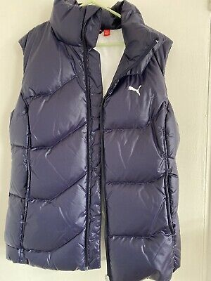 Puma Womens Gillet Body Warmer Sport Size 8 UK Jacket