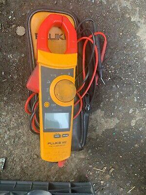 Fluke 902 Hvac Digital Clamp Meter