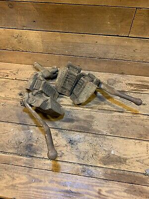 Tubing Spider Mission Oil Rig Coal Drilling Pipe Vise Clamp Mud Grabber Bit Old