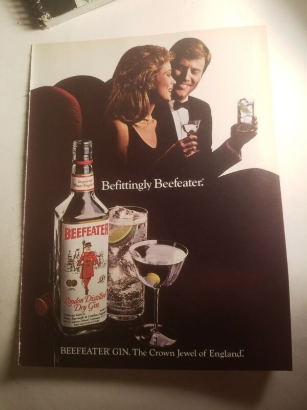 1985 print ad-Canadian Mist Whiskey-Canada at its best