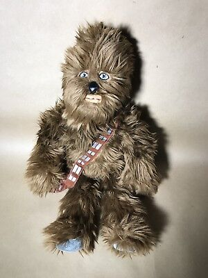 Disney Store Authentic Original Star Wars Chewbacca Plush - 19''