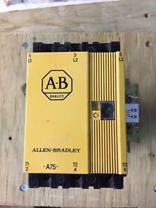 100A motor contactor