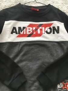 Ambition Crewneck size Medium