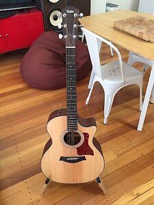 Taylor 314ce acoustic / electric guitar with case Carlton Melbourne City Preview