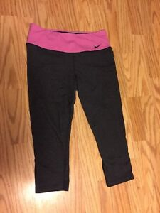 Women's Nike work out capris