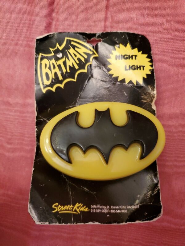 Batman Soft Glow Night Light