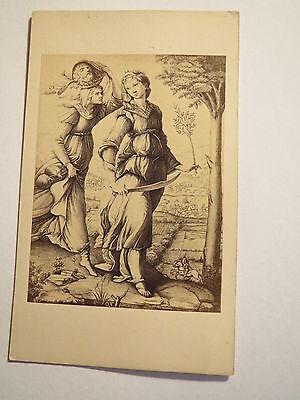 Sandro Botticelli - Ritorno di Giuditta a Betulia - Florenz Uffizien / CDV