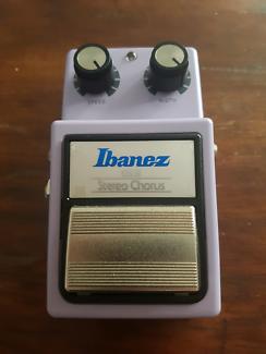 Ibanez CS9 Stereo Chorus Pedal