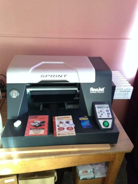 2b5c53516 Anajet sprint direct to garment printer dtg   Printers & Scanners ...