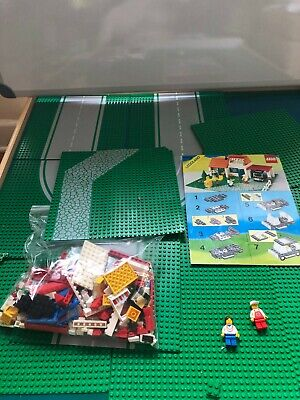 LEGO- TOWN- VINTAGE- VACATION HOUSE- 6349- 100% COMPLETE- NO BOX