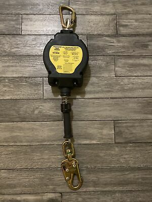 Werner R310030 30 Foot Max Patrol Self Retracting Lifeline