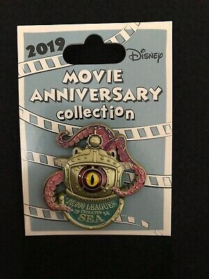 Disney Movie Anniversary 20,000 Leagues Under the Sea LE 500 Pin