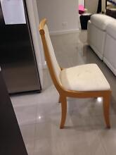 Calligaris Dining Chairs Cremorne North Sydney Area Preview