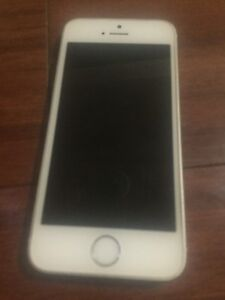 iPhone 5s brand new condition however it is iCloud locked