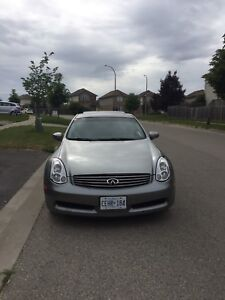 2005 Infinity g35 coupe rev up model