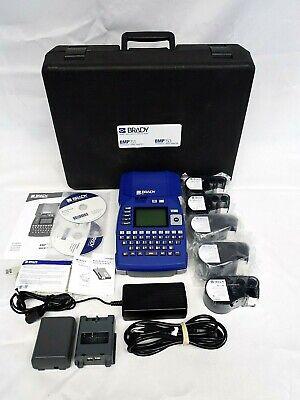 Brady Bmp51 Portable Thermal Label Maker Printer