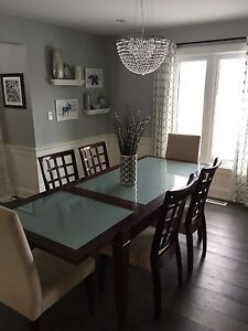 Dinning room table.