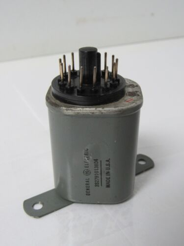 GENERAL ELECTRIC 3S2791G138D4 RELAY