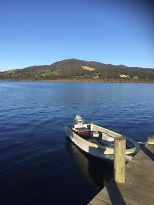 Purdon dinghy Franklin Huon Valley Preview