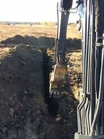 Trenching services