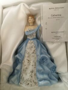 Royal Doulton  Pretty Ladies  Catherine