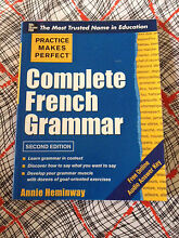 Complete French Grammar Greensborough Banyule Area Preview