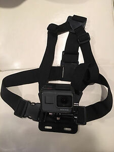 GOPRO Chest and Head Mount