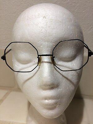 VINTAGE HUD-US Military Octagonal Sunglasses FRAMES 1/20 12K Gold Filled 5 (Hud Sunglasses)