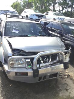 Wrecking Nissan Navara 2002 Rocklea Brisbane South West Preview