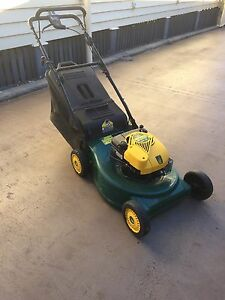 "Yardman MTD self propelled mower 21"" North Ipswich Ipswich City Preview"