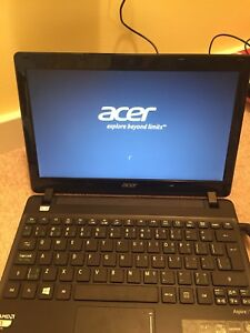 Mini acer laptop *WITH Microsoft