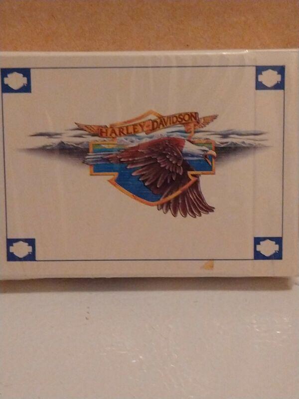 Harley-Davidson - Eagle - Genuine Hoyle Playing Cards - Full Set - Vintage Rare
