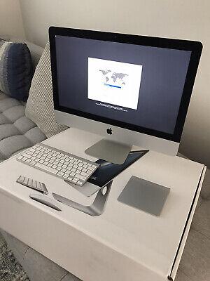 "Apple iMac 21.5"" 8GB 2.7GHz Intel Core i5 1TB (Late 2012) ORIGINAL BOX USED"