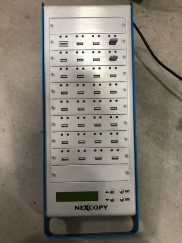 Nexcopy 31 Targets Standalone USB Duplicator