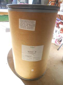 50KG Empty Storage Drum in good condition $20