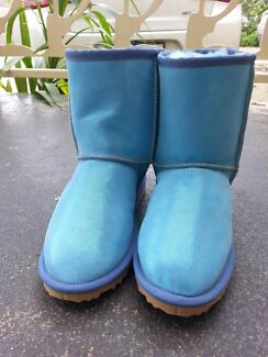Brand new Blue Mist Size 4 Ugg Boots Bentleigh East Glen Eira Area Preview