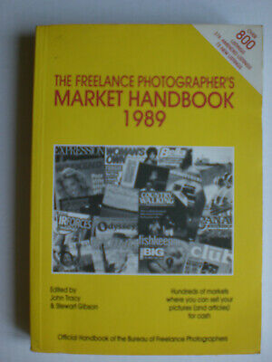 FREELANCE PHOTOGRAPHERS MARKET HANDBOOK 1989 . - everything 1p START B454 for sale  Shipping to South Africa