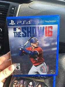 MLB the show 2016