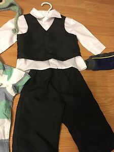 Boy clothes 3-6m some new. Prince George British Columbia image 4