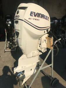 130hp Evinrude Etec Outboard Southport Gold Coast City Preview