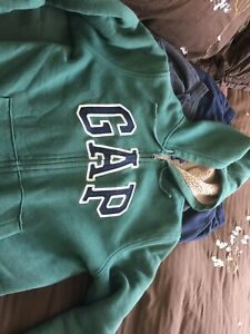 Gap hoodie and sweat pants