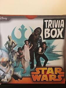 Star Wars trivia box Dee Why Manly Area Preview