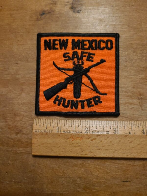 New Mexico Safe Hunter Patch
