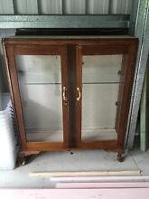 Antique Glass Cabinet Blackheath Blue Mountains Preview
