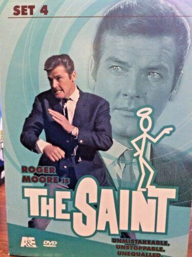 THE SAINT Set 4 DVD ROGER MOORE, 2 DVD set