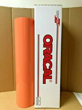 """Oracal 651 1 Roll 24"""" x 50yd (150ft) Coral 341 Gloss Sign ..."""