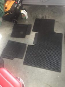 09-14 Ford F-150 Rubber Mats